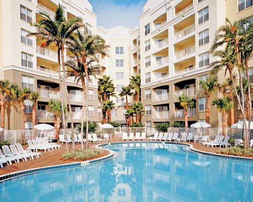 Selling timeshare at Vacation Village at Parkway