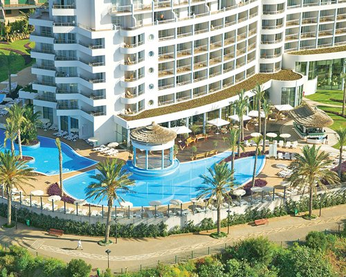 Selling timeshare at Pestana Grand Hotel