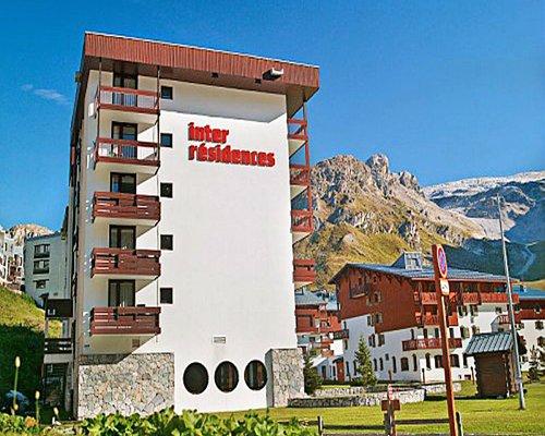 Фото Maeva Inter Residences Tignes