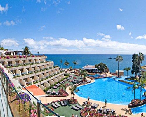 Фото пляжного клуба Pestana Madeira
