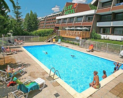 Foto de Clubhotel Serre-Chevalier