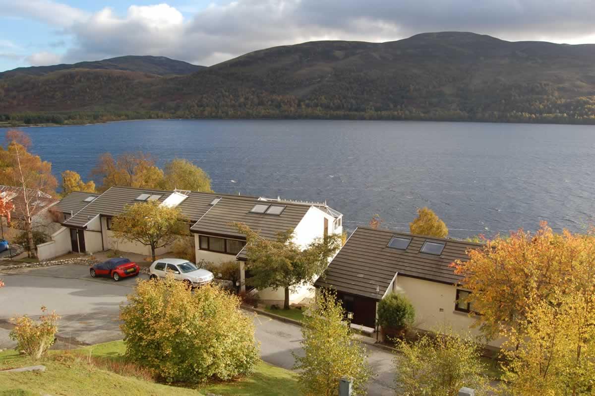 Bilde av Loch Rannoch Highland Club, Skottland