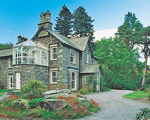 Foto af Elterwater Hall i Langdale, England