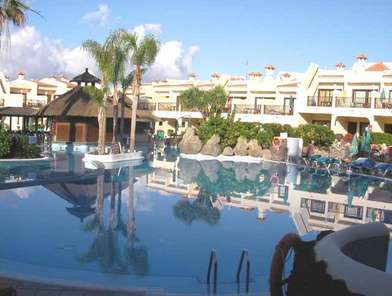 Foto av Royal Sunset Beach Club, Teneriffa