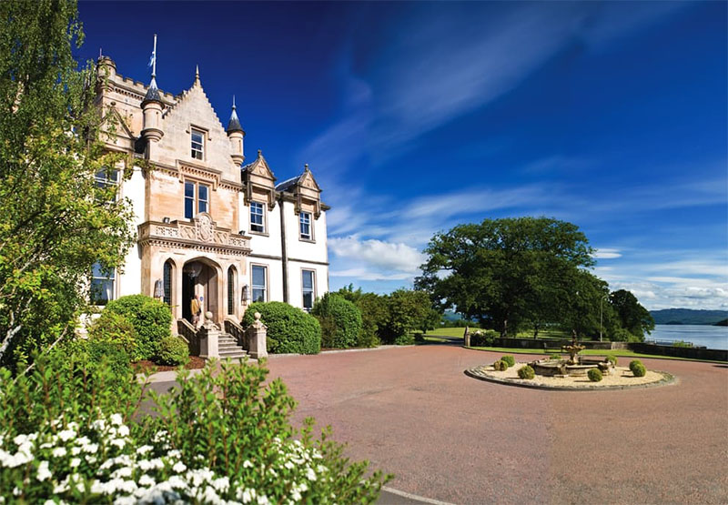 Foto de Cameron House Lodges, Escocia
