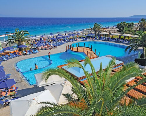 Photo de Sun Beach Holiday Club, Grèce