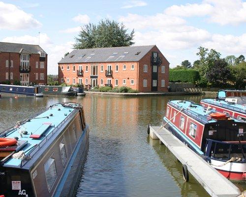 Bilde av Canal Boat Club på Union Wharf
