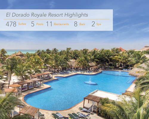 Photo of El Dorado Royale a Gourmet Inclusive Resort, by Karisma