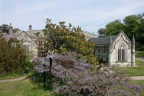 Bilde av Trelowarren, England