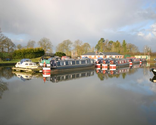 Photo of Canal Boat Club at Blackwater Meadow