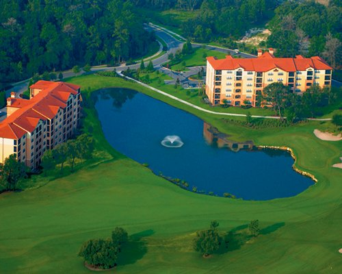 Foto de Holiday Inn Club Vacations en Orange Lake Resort - East Village, Florida