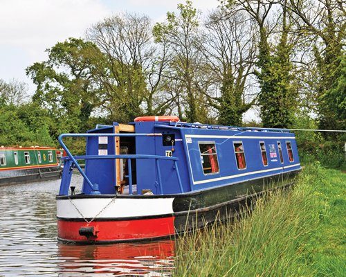 Photo of Canal Boat Club at Worcester Marina