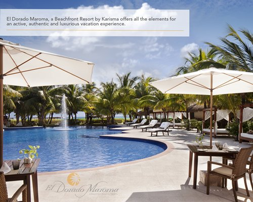 Photo of El Dorado Maroma, a Gourmet Inclusive Resort by Karisma