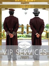 Bilde av Club Class Concierge