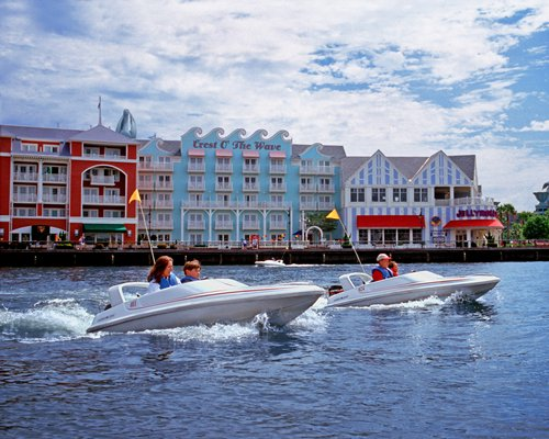 Kuva Disney's BoardWalk Villas