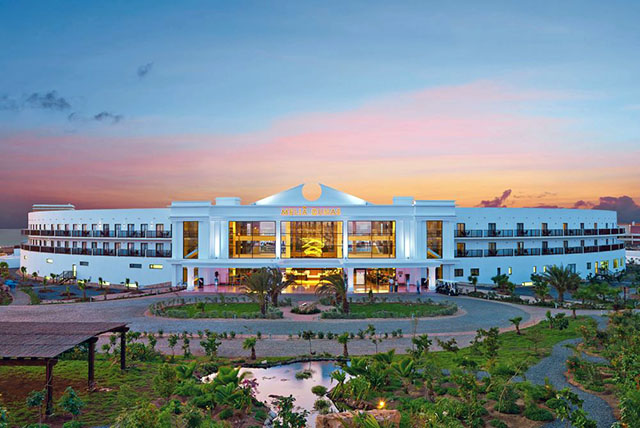 Foto de Fractional Ownership Melia Dunas Beach Resort & Spa
