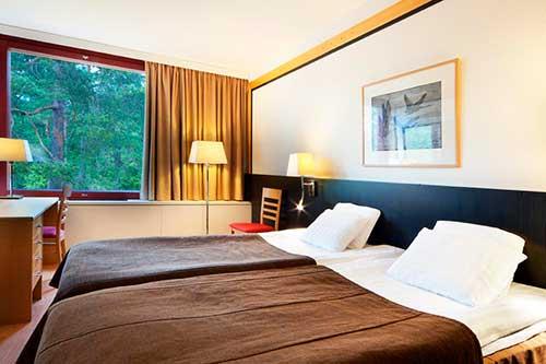Foto av Hotel Korpilampi