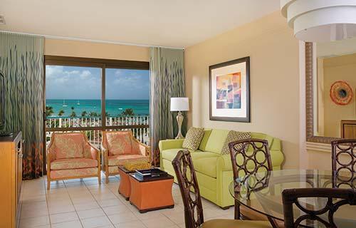 Foto av Marriotts Aruba Ocean Club