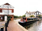 Photo of Canal Boat Club at Blackwater Meadow, England