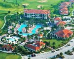 Loma-asuntojen myyntiin erikoistunut loma-asunto at Holiday Inn Club -retket Orange Lake Resort - North Villagessa