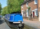 Photo of Canal Boat Club at Worcester Marina, England