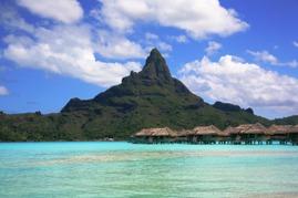 Vacanze in spiaggia: Bora Bora