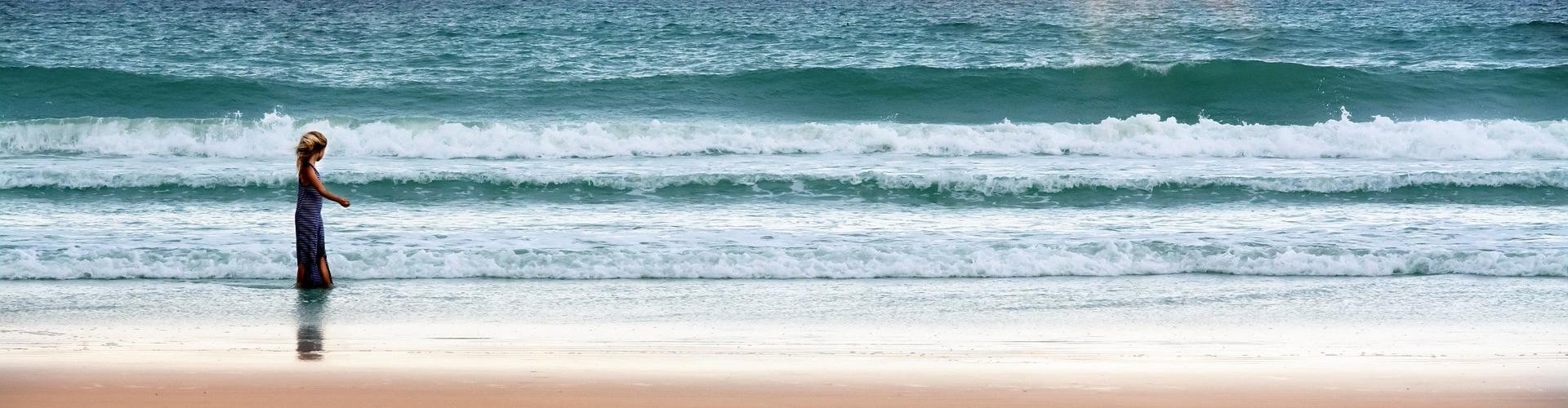 Vacanze sulla spiaggia