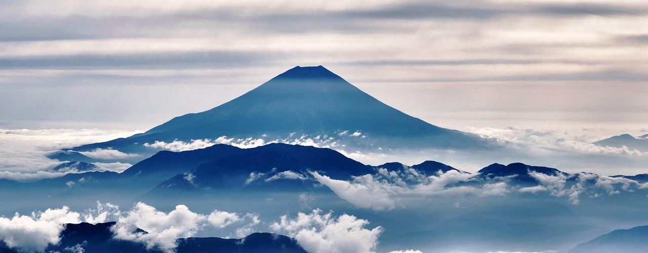 Japan: Berg Fuji