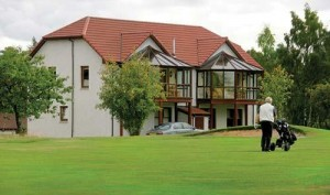Chalets Macdonald Dalfaber Golf ja Country Clubissa