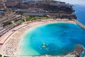 Playa de Amadores Mogan Gran Canaria