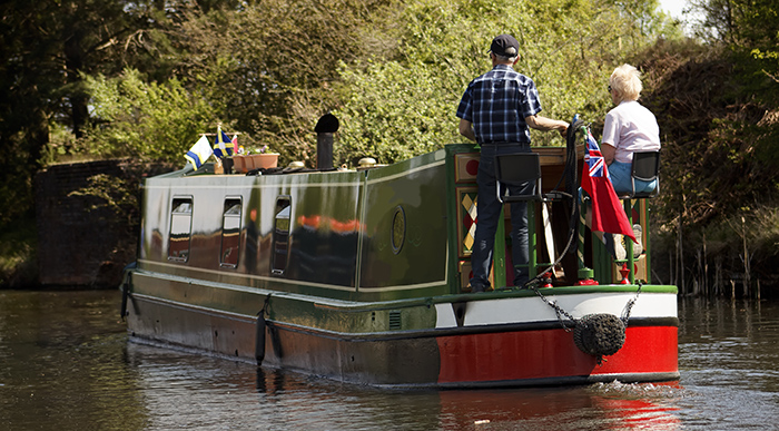 Canal Boat Timeshare