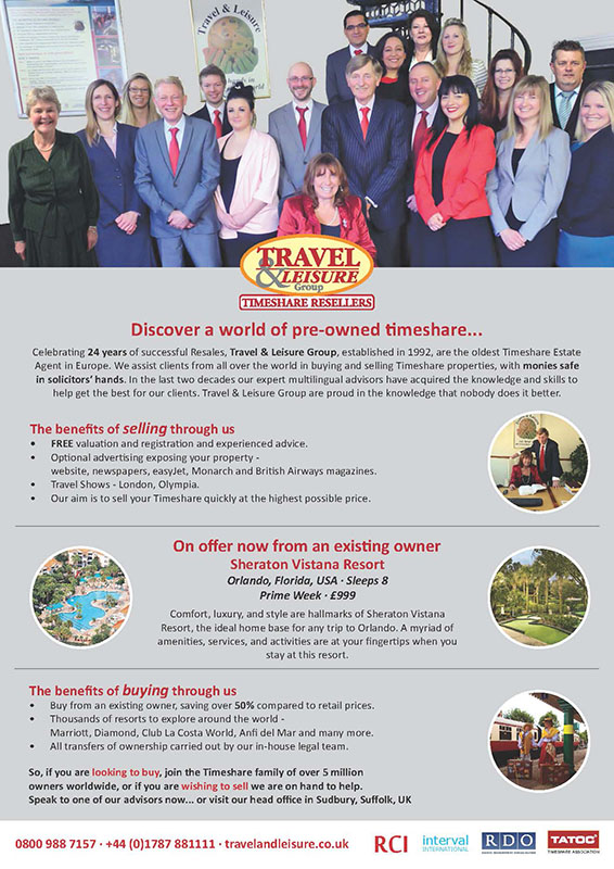 Select Traveler (April 2016)