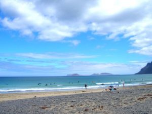 Club Del Carmen - Пляж Лансароте