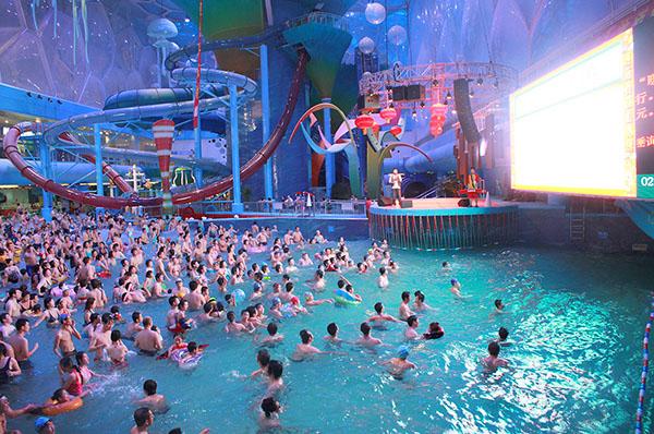 Mejor parque acuático