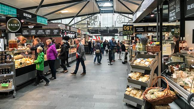 københavns fødevaremarked
