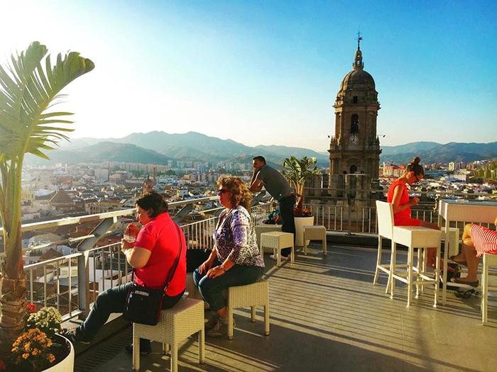 timesharing di spagna di Malaga