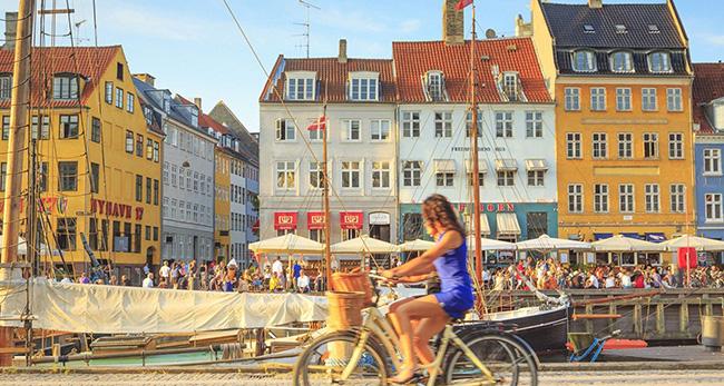 Copenhagen à temps partagé