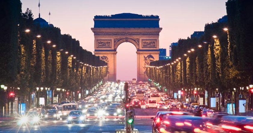 destination de timeshare de paris