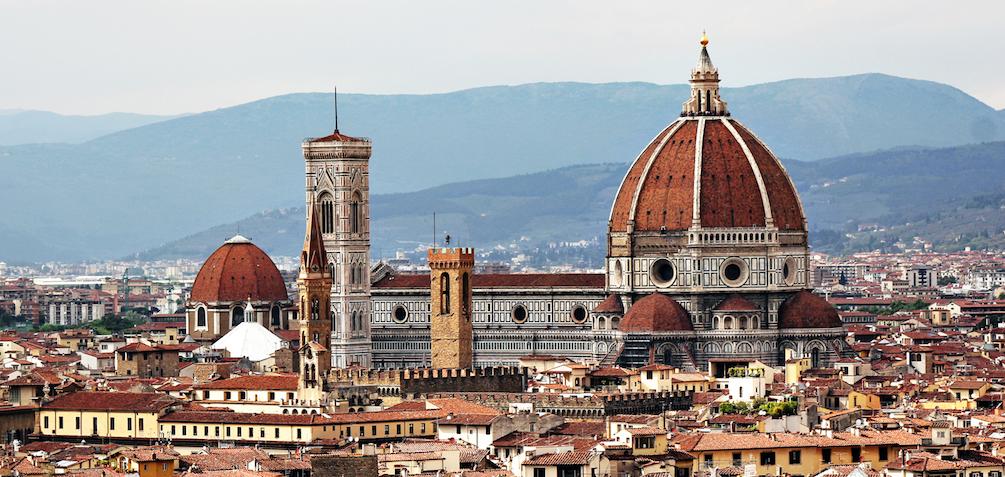 Liste des seaux de Florence