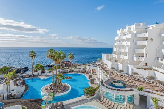 timeshare tenerife golf