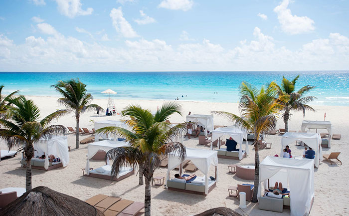 Cancun Wintersonne Timeshare