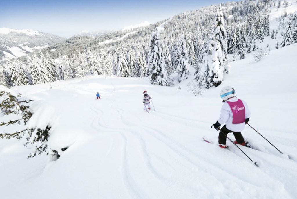 Top travel destinations in europe for fresh snow for Vacation in the snow