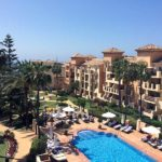 Пляжный клуб Marriott Marbella