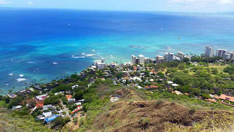 Hawaii - Diamantkopf