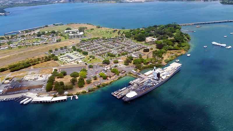 Havaiji - Pearl Harbor