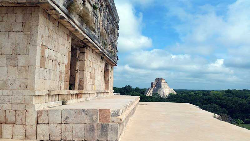 Mexique - Uxmal