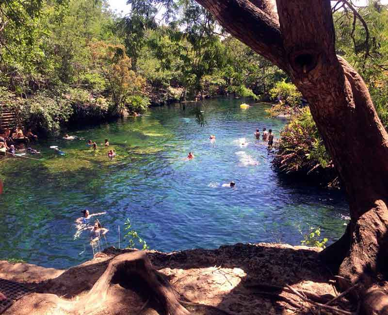 Ривьера Майя Cenote 2