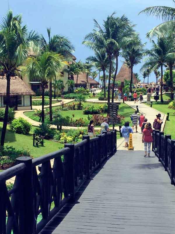 Jardín Riviera Maya