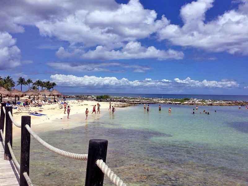 Riviera Mayan uimaranta