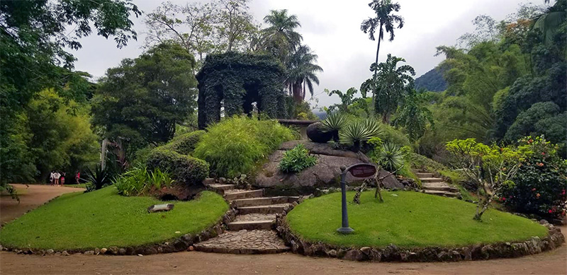 brésil rio botanique